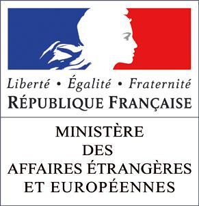 Logo Ministère des affaires étrangères et européennes